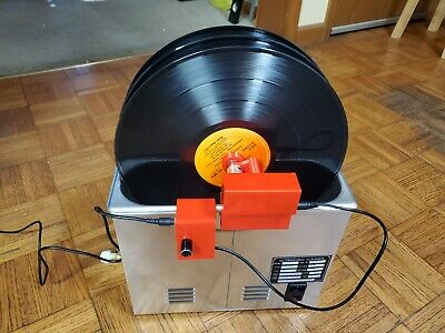 ClearVinyl Pro Ultrasonic Record Cleaner