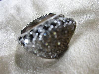 Ring Silberring Damenring Fingering 925er Silber Gr 19,0