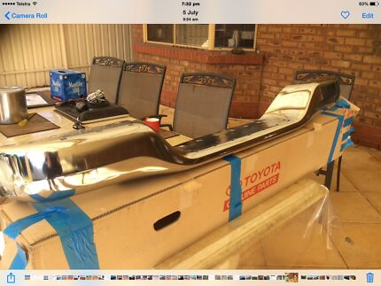 2015 TOYOTA HILUX REAR BAR Adelaide CBD Adelaide City Preview