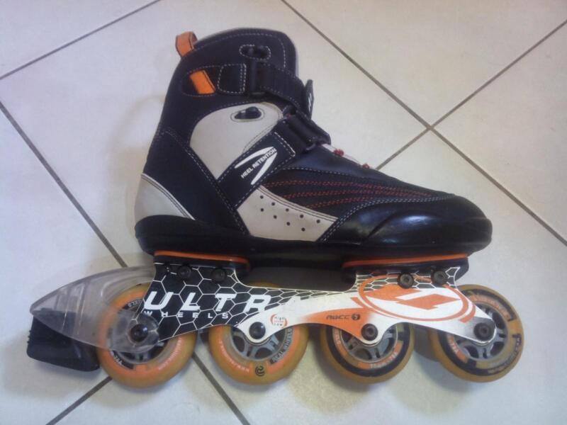 Inline Skates Wheels Inline Ultra Wheels Abec 5