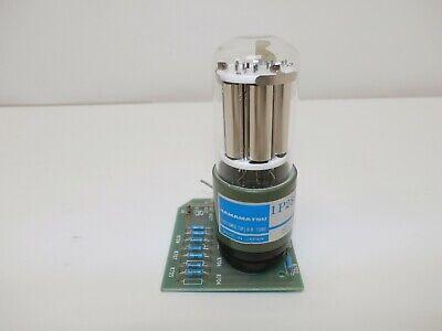 Hamamatsu Photomultiplier Tube 1p28a W Pmt Socket Assembly