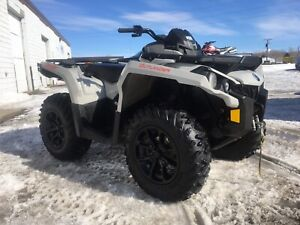 2017 Can-am Outlander 650 4x4 DPS—Financing Available