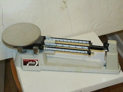 Ohaus 750-50 Triple Beam Scales