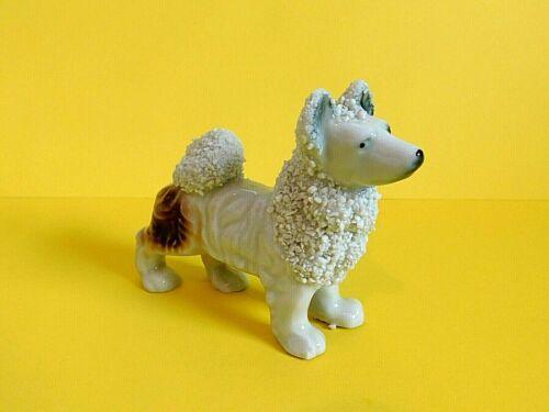 Spaghetti Collie Dog Figurine- Made in Japan
