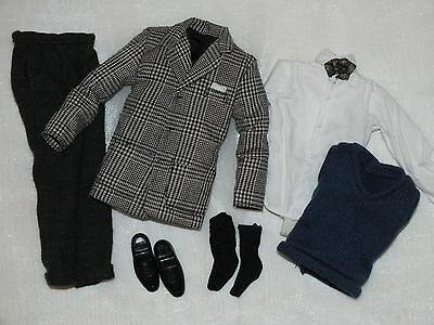 Ken Retro 50's Style Casual Wear Fashion ~ Newly Unboxed ~ Free U.S Ship