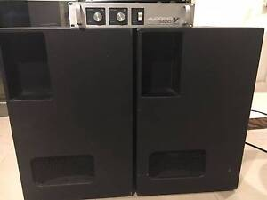 18inch Subs + Amp Duncraig Joondalup Area Preview
