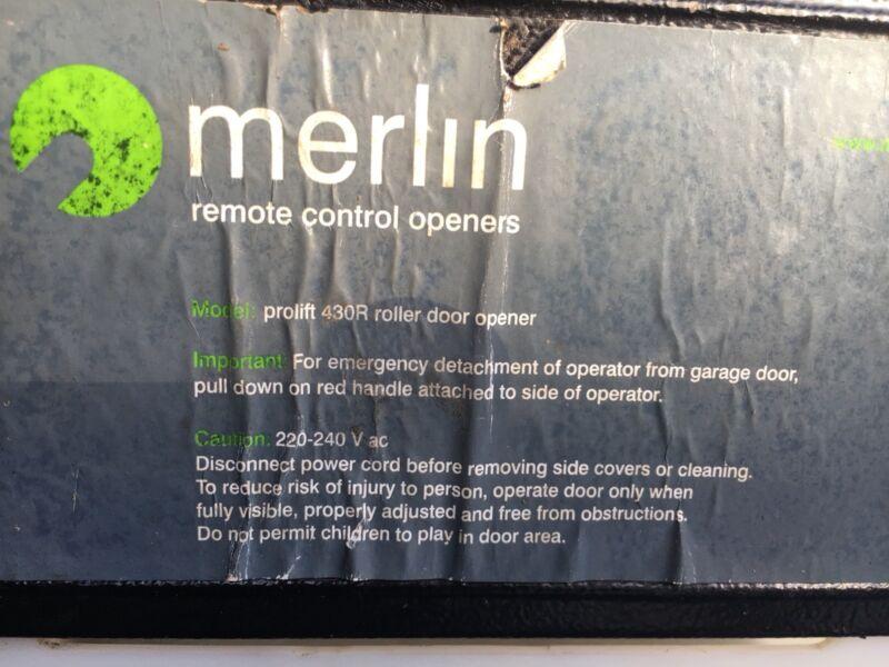 Merlin Garage Door Motor Spare Parts | Jidimotor co