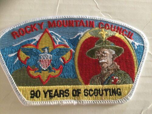 Rocky Mountain Council CSP SA-12 90th Anniversary SALE!!