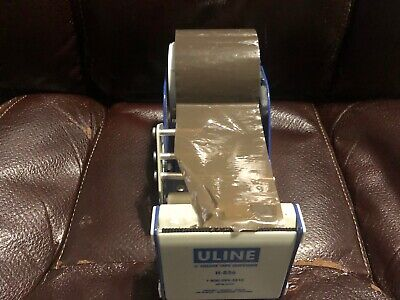 Vintage Uline 3 Deluxe Tape Dispenser