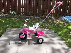 Tricycle d'apprentissage