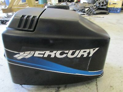 2002 Mercury outboard 200hp saltwater series 200XLSWB top cowling