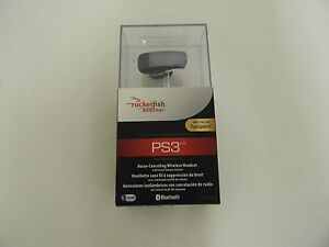 NEW Rocketfish Gaming Bluetooth for PS3 Playstation 3 (RF-GPS31126)