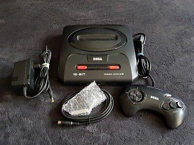 Console Sega Megadrive 2 Complète + 1 manette Excellent état, Testée 9