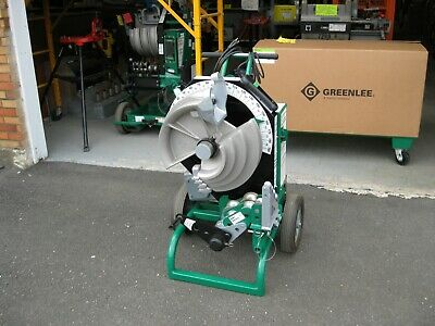 Greenlee 555cxes Electric Bender W Single Shoe 12-2 Emt New