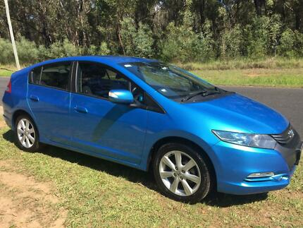 2011 Honda Insight Hatchback Winmalee Blue Mountains Preview