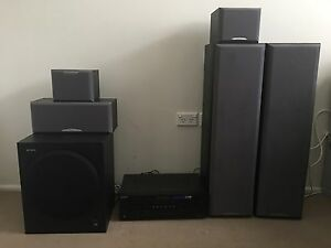Sony  Home Theatre System - very good condition Rochedale South Brisbane South East Preview