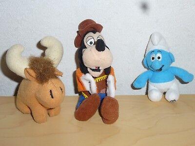 Mac Donalds Figuren