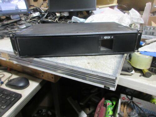 Tripp Lite Power Supply Smart UPS Battery Back Up 900W 1500VA Rack Mount Tower