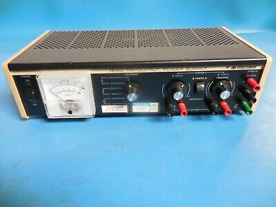 Bk Precision 1650 Tri-output Power Supply 0-5v0-25v 0-5a