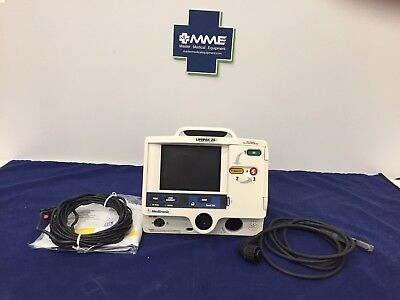 Lifepak 20 3l Ecg Pacing Advisory Accessories Tested With Warranty