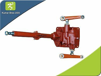 Ford Tractor  E0nn3503aa  Steering Assembly W Arms2000 3000 3610 4000 4610 5030
