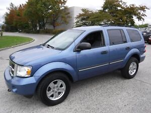 2007 Dodge Durango SLT 4WD 3rd row seating