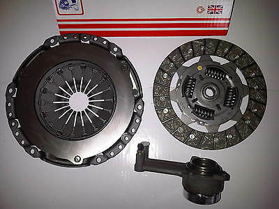 FORD FOCUS MK1 1.6 1.8 16v PETROL 98-04 NEW RMFD CLUTCH KIT + CSC SLAVE CYLINDER