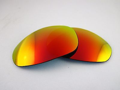 NEW Oakley Juliet X Metal RUBY IRIDIUM Authentic OEM Replacement Lenses Red for sale  Shipping to Canada