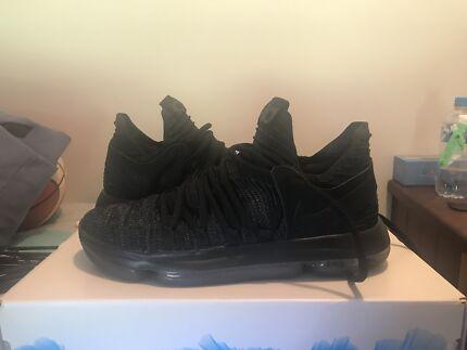 new product f35f6 63840 ... buy nike kd 7 black gum sz us 8.5 mens shoes gumtree australia 70690  ce8f5