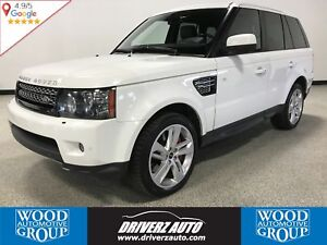 2013 Land Rover Range Rover Sport Supercharged SUPERCHARGED V...