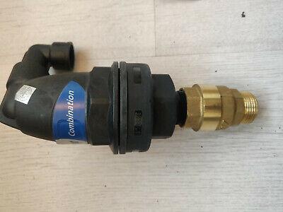 Dorot Air Valve Housing Combination Pressure Release & Vacuum NPT 2