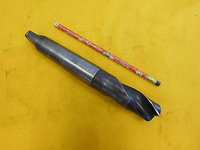 4 Morse Taper 1 732 X 8 12 Drill Bit Lathe Mill Mt Tool Wb Usa Flat Nose