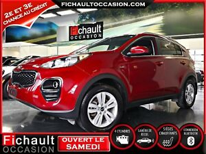 KIA SPORTAGE 2017 LX TRACTION INTEGRALE***CAMERA DE RECUL***