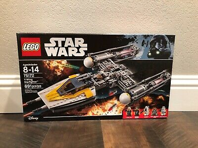 Lego Star Wars Y-Wing Starfighter 75172 Factory Sealed