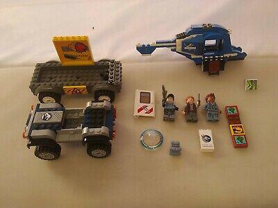 Lego Jurassic park/Jurassic World parts And mini figure lot