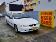 2002 Holden Commodore Wagon 1 Year Roadside Assist Woy Woy Gosford Area Preview