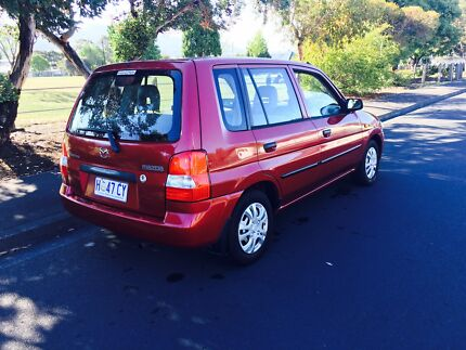 Beautiful Mazda 121 Metro 2001 Automatic LOW KM