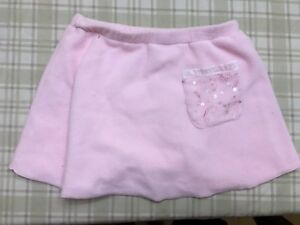 CAPEZIO FLEECE BALLET SKIRT SIZE YOUTH LARGE 8