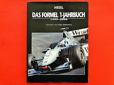 Bildband: Das Formel 1 - Jahrbuch 1999 - 2000 * gebraucht