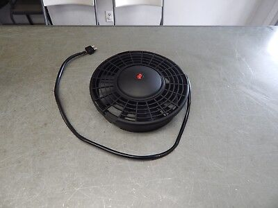 R107 450SL 350SL 280SL Radiator AC Cooling Electric Fan Assembly REMANUFACTURED