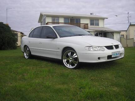 18 inch COMMODORE RIMS WITH NEAR NEW TYRES Prospect Vale Meander Valley Preview