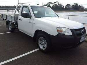 2008 Mazda BT-50 B2500 DX Manual Ute Ulverstone Central Coast Preview