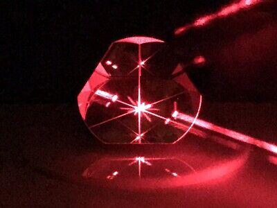 Military Grade 2 Arc Secs 2.5 Corner Cube Retroreflector Lot Of 2 By Zygo