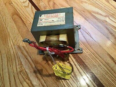 5304468156 OEM Genuine Electrolux Frigidaire Microwave Oven H.V. Transformer