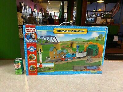 BIG Thomas & Friends NIP Trackmaster Railway Train System THOMAS AT ECHO CAVE
