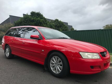 05 Holden Commodore Wagon Vz  6M Rego & Rwc $4600