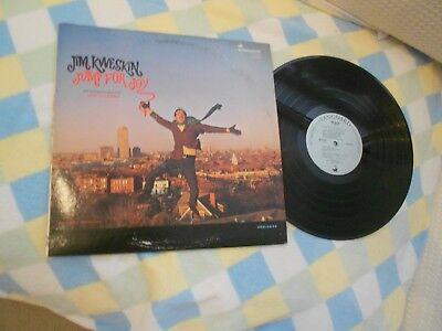jim kweskin jump for joy lp-vanguard vrs-9243-vinyl excellent mono