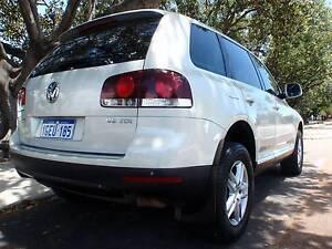 2007 Volkswagen Touareg DIESEL Wagon Victoria Park Victoria Park Area Preview