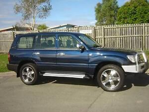 2004  Toyota LandCruiser GXL V8, Auto. FINANCE AVAILABLE ! Caloundra Caloundra Area Preview