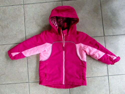 WonderKids Girls Winter Jacket Size 4T Pink